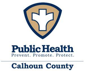 Calhoun County Public Health Logo