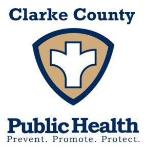 Clarke County Public Health Logo
