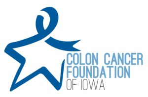 Colon Cancer Foundation of Iowa Logo