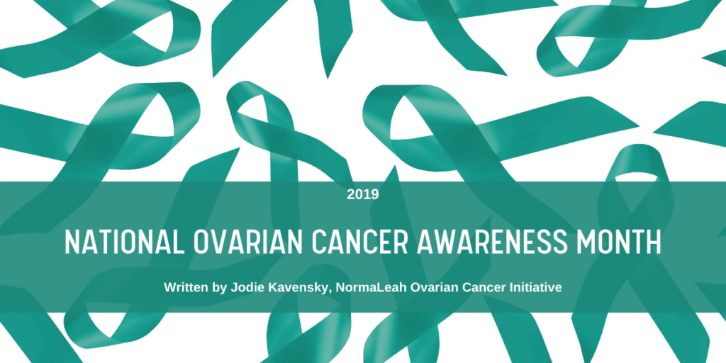 National Ovarian Cancer Awareness Month blog link