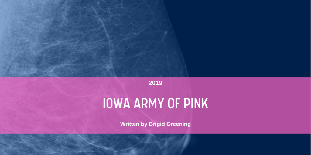 Iowa Army of Pink blog link