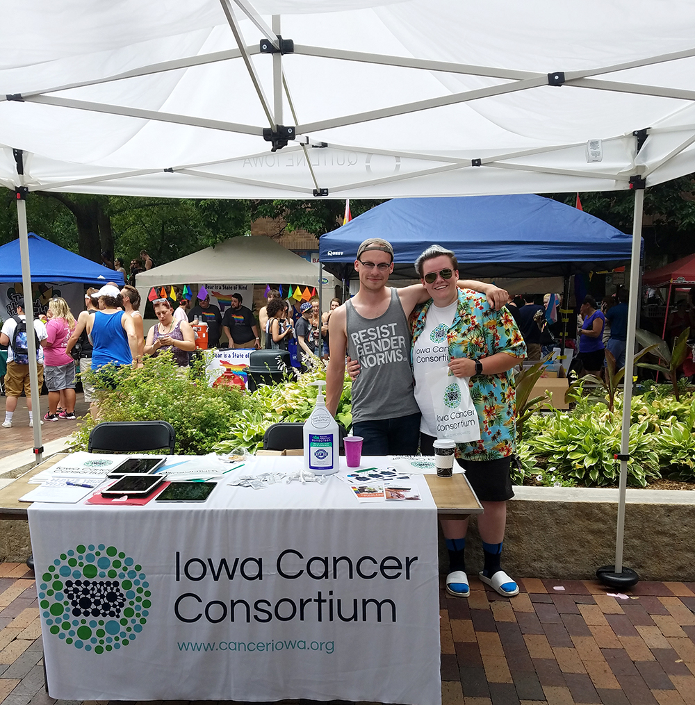 Iowa Cancer Consortium Grants