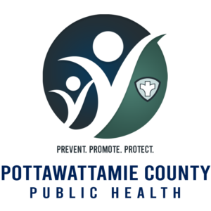 Pottawattamie County Public Health Logo