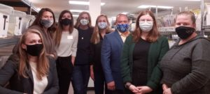 SafeNetRx staff wearing masks