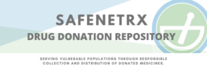 SafeNetRx Donation Repository banner
