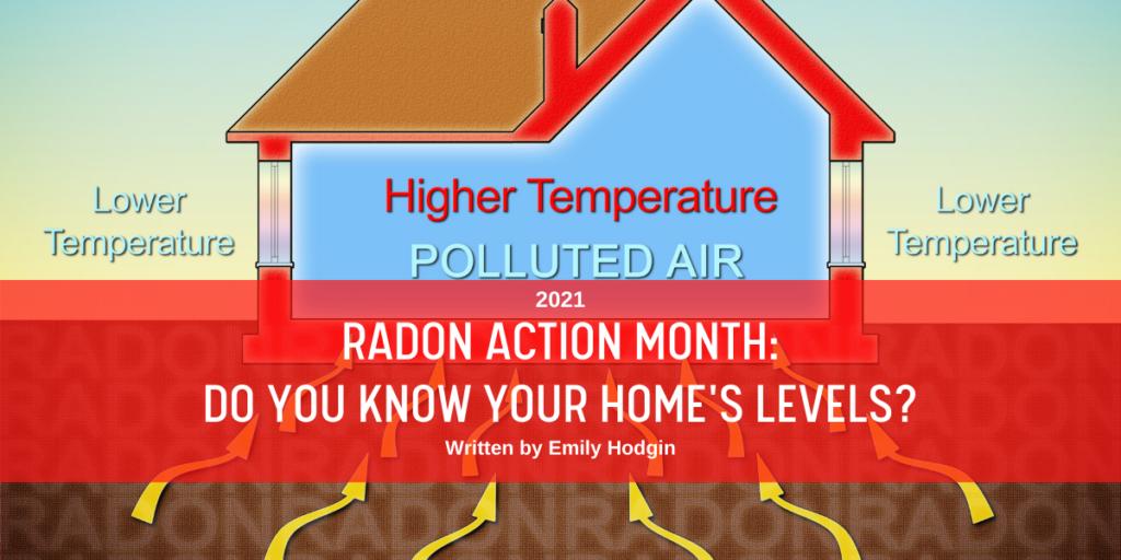 Radon Action Month blog header