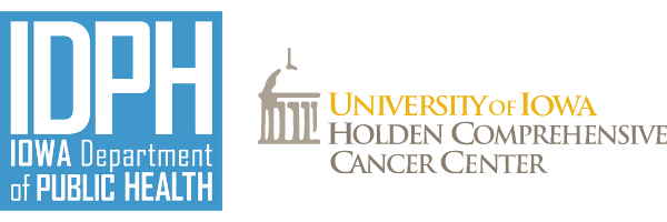 IDPH and University of Iowa Holden Comprehensive Cancer Center